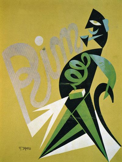 RIM (digestivo), 1924