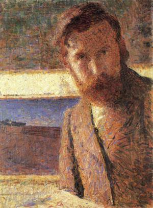Autoritratto, 1902
