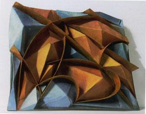 Complesso plastico colorato di frastuono + velocitá