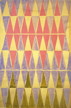 Compenetrazione iridescente n.10