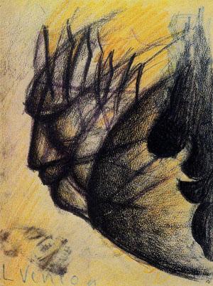 Il vento, 1913