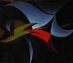 Giacomo Balla, Insidie di Guerra