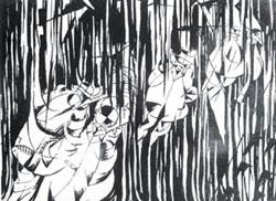 Umberto Boccioni, Gli stati d'animo: quelli che restano