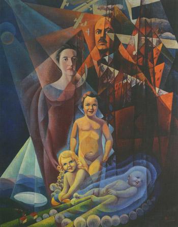 La famiglia Marinetti