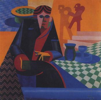 Ritratto di Gilbert Ciavel