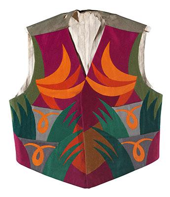 Futurist Waistcoat