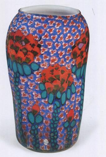 Vase à murrines