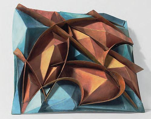 Complesso plastico colorato di frastuono + velo