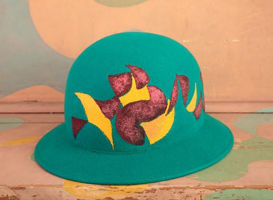 Cappello femminile a cloche