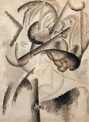 Ritratto di Madame Paul Fort