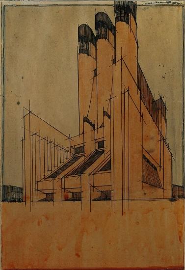 Studio per edificio