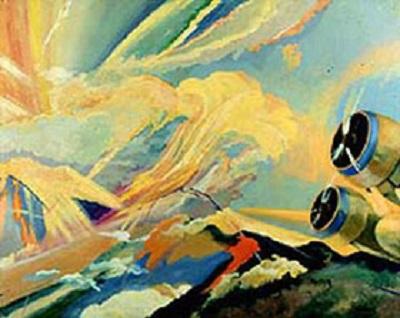 Aeropittura (fantasia di motori)