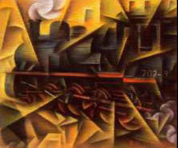 Locomotiva + velocità