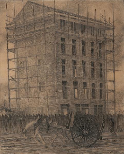 Esposizione dal futurismo al ritorno all 39 ordine for Stili di fondazione di case